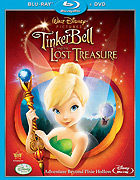 Феи: Потерянное сокровище/Tinker Bell And The Lost Treasure [720p]